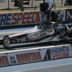 2014 NHRA Division 5 Thunder on the Mountain